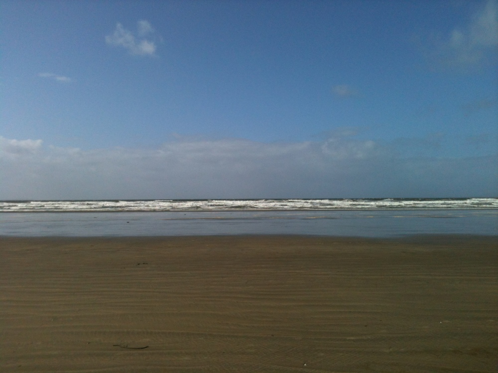 Rossnowlagh after the rain