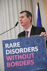 NI Minister of Health, Edwin Poots