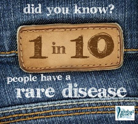 rare disease jeans