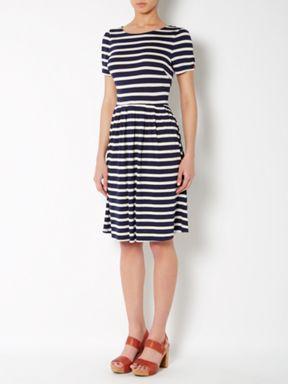 stripey dress 1