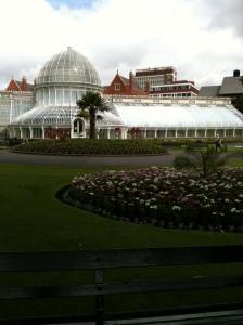 Plam House, Botanic Gardens, Belfast