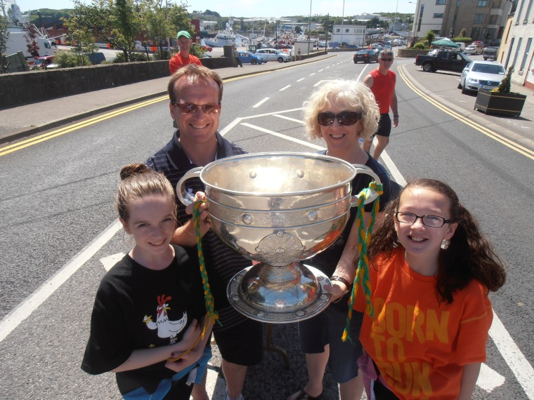 Sam Maguire Cup