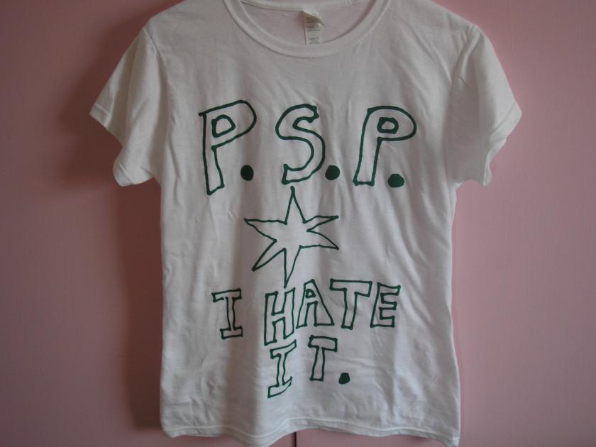 PSP: I hate it