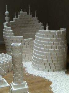 sugar cubes Ulster Museum