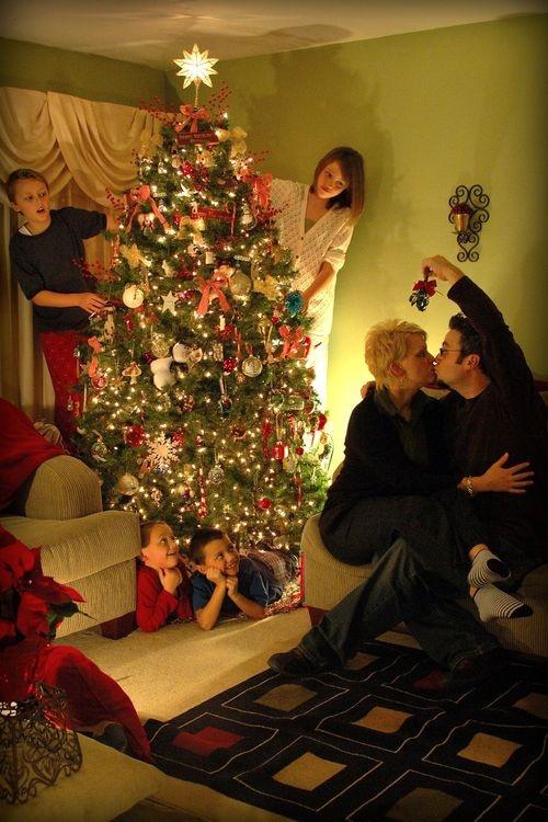 A Pinterest family Christmas